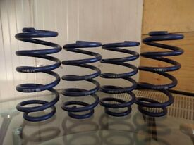 Audi S6 H&R coil springs nearly new