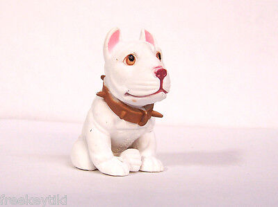 Hood Pups Puppy Hounds English Bull Terrier Dog Figure