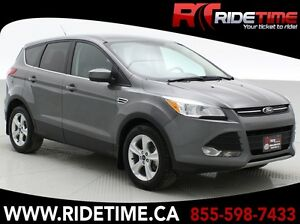 2014 Ford Escape SE 4WD - 1.6L EcoBoost, Heated Seats and Backup