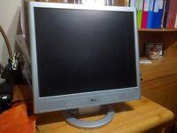 "HP COMPUTER SCREEN 17 """