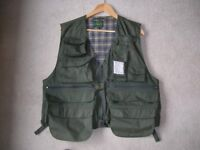 FISHING VEST FLY FISHING BY CHAMPION MEDIUM FIT