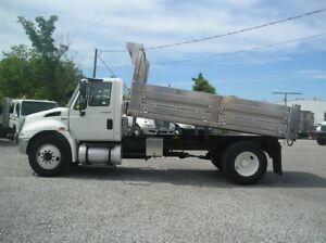 2012 International 4300 BRAND NEW Alluminum Dump