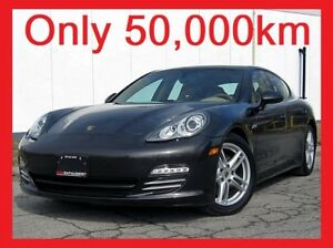 2011 Porsche Panamera 4+ONLY 50K!!!+NAVI+LOADED