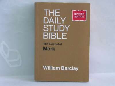 Gospel of Mark (Daily Study Bible), Barclay, William, Very Good Book