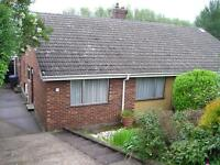 NEW ON 2 BED BUNGALOW CLOSE TO CITY AND COUNTRYSIDE UNFURNISHED