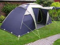 Tent - Sunncamp Stratus 4