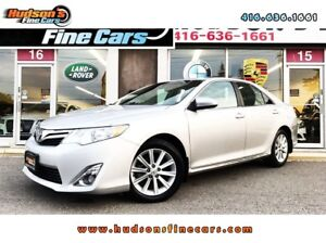2012 Toyota Camry XLE |NAVIGATION|BACKUP CAM|LEATHER SUNROOF
