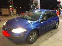 Renault Megane 1.4 90,000miles
