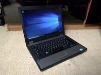 Dell Latitude E5410 laptop i3, 4gb ram, 250gb hdd, windows 10 pro