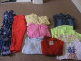 Girls Clothes Bundle, Aged 8 Yrs