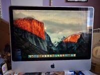 "Apple iMac 24"" Mid 2007 Sale or Swap for Playstation 4 or XBOX One"