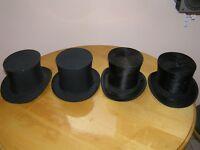 Top Hats in Deal Kent