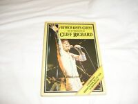 Clliff Richard booked (signed)