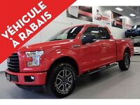 2015 Ford F-150 FX4 KING CAB 4X4 5.0L MAGS