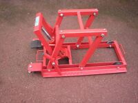 Motorcycle , Quad , ATV hydraulic lift