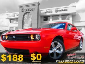 2015 Dodge Challenger SXT//Accident Free