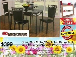 Red Hot Summer Sale@New Direction Home Furnishings! Shop Today & Save More!