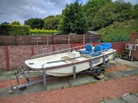For sale 13ft Dell Quay Dory