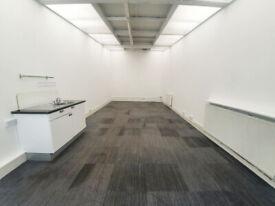 Studio / Office to let in the Hidden Lane, Finnieston