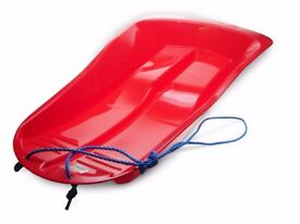 Sledges! Red and Blue Delta Snow Sledge (lots available)