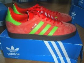 adidas Originals Gazelle   Red   Sneakers   BB5263 size 8