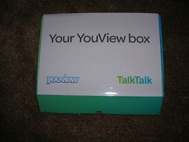 Huawei Youview Smart Tv box. New. BBC i Player ITV Hub Films 30 days catch up TV 80 channels etc