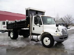 2012 International 4300 New Dump