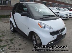 2014 smart fortwo Pure Canadian Package