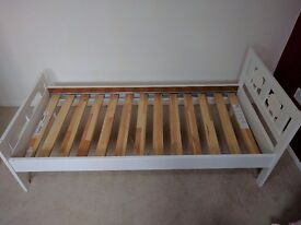 kid's bed looking for new home