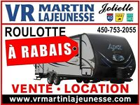 2014 Sprint Roulotte, Tente roulotte, Fifth Wheel *On va vous