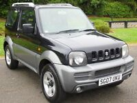 "2007 Suzuki Jimny 1.3 jlx+, One Owner, "" 20300mls"""