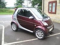 Convertable Smart Car