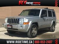 2010 Jeep Commander Sport 4WD - Alloy's - ONLY $170 Bi-Weekly!