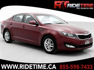 2012 Kia Optima LX - Automatic, Power Windows & Locks, Alloy's