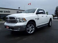 2014 Ram 1500 SLT-4X4-TOW Mirrors/Brake Control-Remote Start