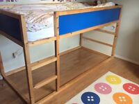 IKEA Kura reversible loft bed