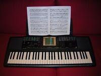 Yamaha PSR-330 Electronic Keyboard