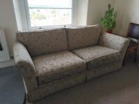 Two-seater sofa, excellent condition, Westbury-on-Trym