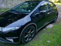 Sale/ swap/low miles,fsh,5 door diesel civic sport 2.2 i-cdti