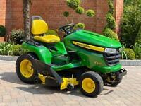 "John Deere X540 Ride on mower - 48"" Mulch deck - lawnmower - Countax / Westwood / toro"