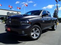 2014 Ram 1500 Sport-Remote Start AND Security-Back UP Camera