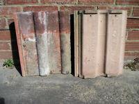 REDLAND 50 reclaimed ROOF TILES