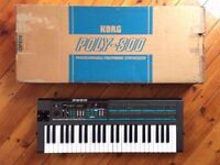 Korg Poly-800 Synthesiser