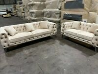 🌷🌷CLEARANCE STOCK MUST GO🌷🌷BRAND NEW HOMEY 3+2 SEATER SOFA🌷🌷AVAILABLE NOW🌷🌷