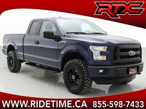 Lifted 2015 Ford F-150 XLT 4WD -Toyo M/T's - $259 Bi-Weekly!