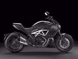 Ducati Diavel 2015 Original Exhaust For Sale