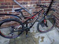 Specialized Camber Evo Full Suspension 29er Mountain Bike 2014