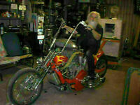 Chevy 5700cc V8 Motorcycle Project &V5c - px Harley parts for sale  Airdrie, North Lanarkshire
