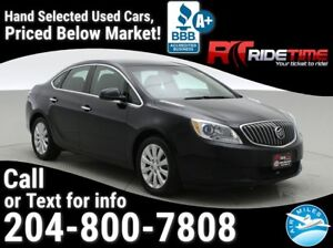 2014 Buick Verano Base - Alloy Wheels, Huge Value