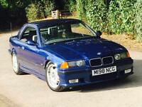 1995 BMW M3 3.0 AVUS 15 BMW STAMPS 2 KEYS VERY GOOD CONDITION FOR AGE BARGAIN CLASSIC HARDTOP